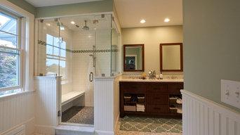 Custom Showers, Tub Decks and Tub Surrounds
