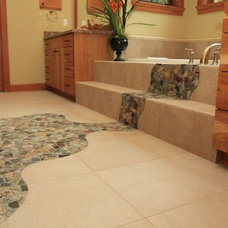 Traditional Bathroom by Interior Expressions