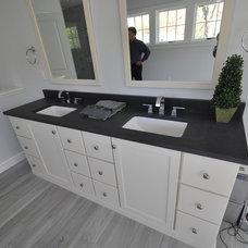 Traditional Bathroom by Design 1 Kitchen & Bath