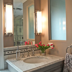 traditional bathroom by Marlene Wangenheim AKBD, CAPS, Allied Member ASID