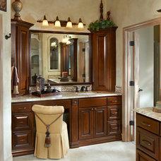 Traditional Bathroom by Euro Design/Build/Remodel