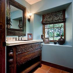 Albuquerque eclectic bathroom design ideas pictures for Bath remodel albuquerque