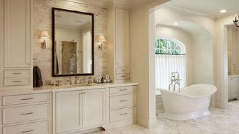Custom Vanity Tile & Mirror