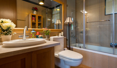 What Are the Key Measurements for Designing a Small Bathroom?