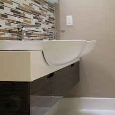 Contemporary Bathroom by Yr Supply