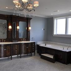 Traditional Bathroom by WillisKlein Showrooms