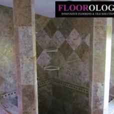 Traditional Bathroom Customer Shower - Spring 2012
