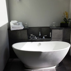 Contemporary Bathroom by Lang's Kitchen & Bath