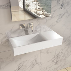 modern bathroom sinks by ADM Inc.