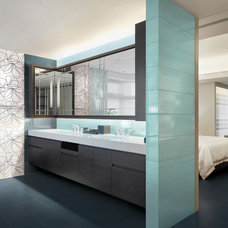 Contemporary Tile by Fiandre by Eurowest
