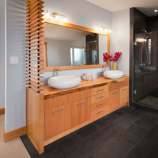 Contemporary Bathroom by Icon Developments Ltd