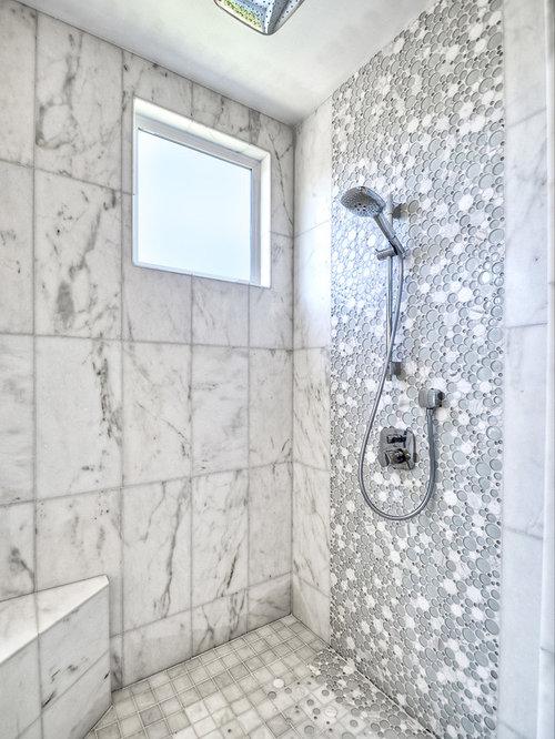 Bubbles Mosaic Tile Home Design Ideas Pictures Remodel