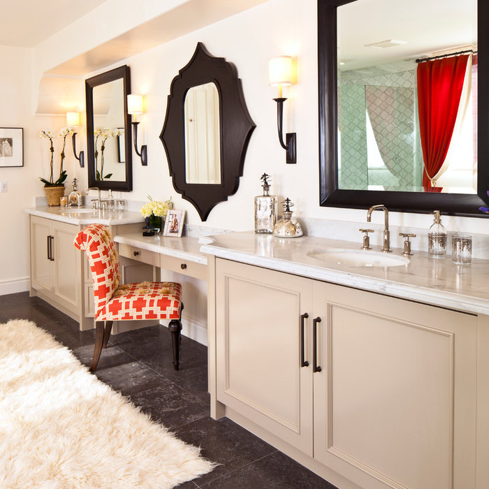 DFD Bathrooms - Assorted bathroom styles by D for Design