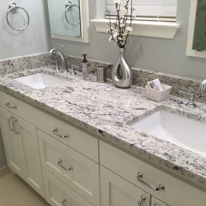 Luxury Guest Bathroom - Lakewood