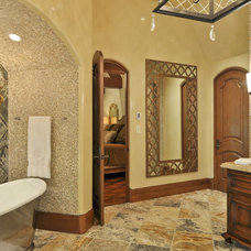 Traditional Bathroom by Brown Design Group