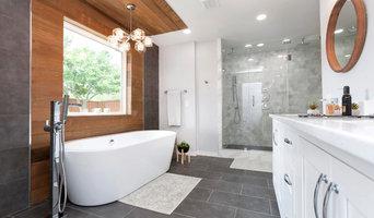 Dallas Contemporary Bathroom Remodeling