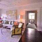 Dallas extreme contemporary dining room dallas by for Casas modernas llc west 12th street dallas tx