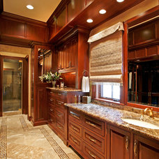 Traditional Bathroom by RSVP Design Services