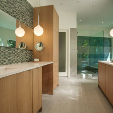 Contemporary Bathroom by Thomas Development and Construction