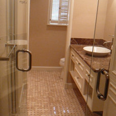 Traditional Bathroom by Austin Interior Renovations & Statewide Remodeling