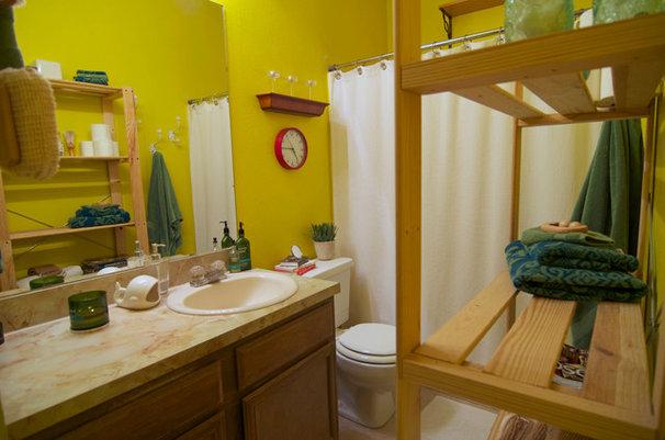 Traditional Bathroom by Sarah Greenman