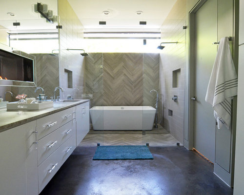 Tub Inside Shower Home Design Ideas Pictures Remodel And