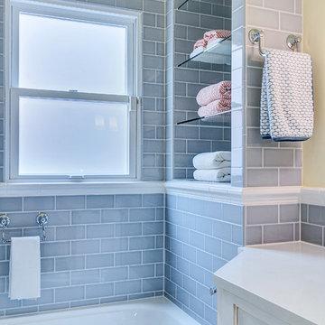 Dallas | Vanderbilt | Guest Bath