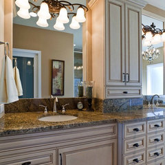 traditional bathroom by Angela Todd Designs