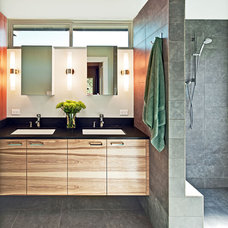Contemporary Bathroom by Loop Design