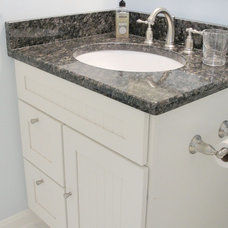 Traditional Bathroom by Daniels Design & Remodeling