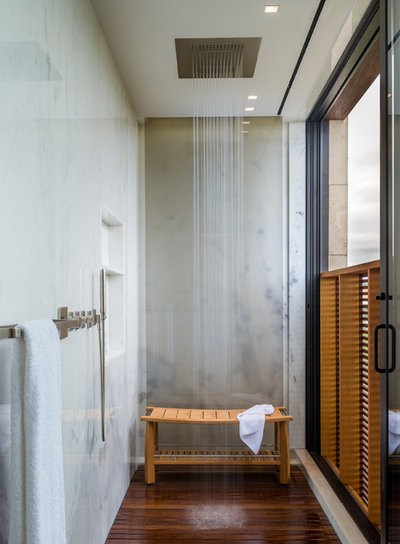 Contemporary Bathroom by Dynamic Architectural Windows & Doors