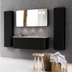 moderne badschr nke badregale. Black Bedroom Furniture Sets. Home Design Ideas