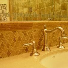Mediterranean Bathroom by Home Systems , Wendi Zampino