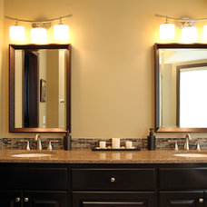 Traditional Bathroom by J. Carsten Remodeling