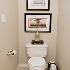 Traditional Bathroom by At Home Interior Design