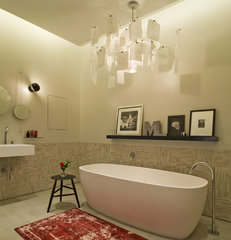 contemporary bathroom by David Howell Design