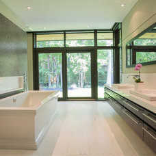 Contemporary Bathroom by David Small Designs