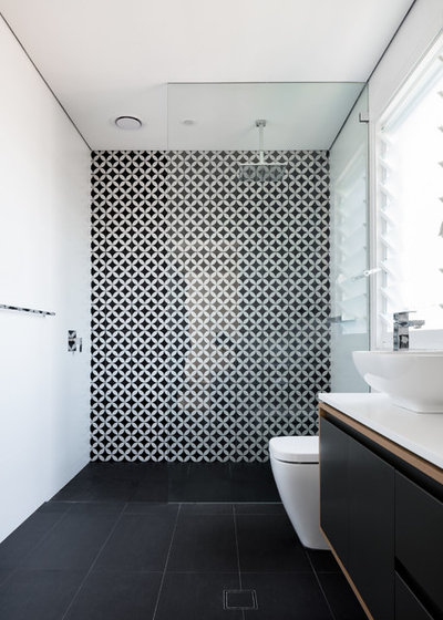 Contemporary Bathroom by Hobbs Jamieson Architecture