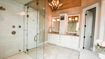 Davidson master bedroom/bath