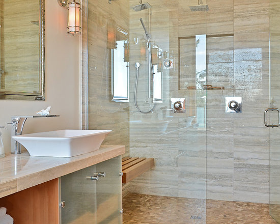 Double Shower Houzz