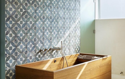 Pattern Power: Encaustic Tiles That Pack a Style Punch