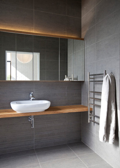 Contemporary Bathroom by Creative Arch