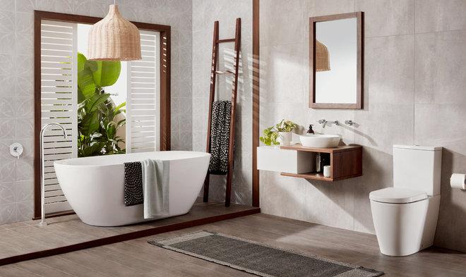Tropical Bathroom by Reece Australia