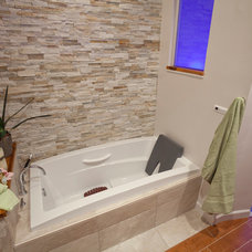 Contemporary Bathroom by THE SOMERVILLE SHOWROOM