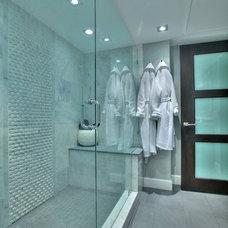 Contemporary Bathroom by Denise Calvo Interiors