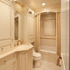 Traditional Bathroom by Storybook Rooms, LLC