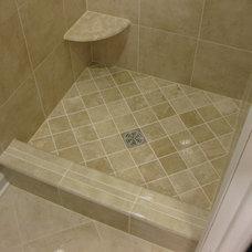 Contemporary Bathroom by Akita Remodel LLC