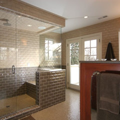 contemporary bathroom by Debra Toney