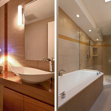Contemporary Bathroom by Distinctive Architecture
