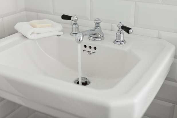 Traditional Bathroom by The English Tapware Company